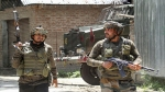 Terrorists lobbed a grenade at Pulwama police station, 3 civilians injured