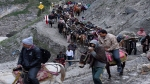 Amarnath Yatra: 15th batch of 3,967 pilgrims leaves Jammu