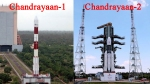 Chandrayaan-1 vs Chandrayaan-2: Main differences