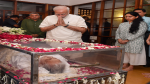 PM Modi pays tribute to Sheila Dikshit at her residence