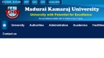 Direct links to check Madurai Kamraj University Result 2019, revaluation details here