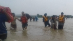 Heavy rains trigger flash floods in Nepal, leave 65 dead