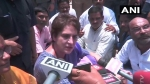 Sonbhadra land dispute: Priyanka Gandhi stopped in Mirzapur, taken into preventive custody