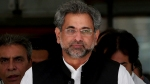 Former Pak PM Shahid Khaqan Abbasi has been arrested