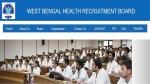 Nurse jobs: WBHRB recruitment for 8159 Staff Nurse vacancies underway; Last date July 29