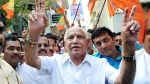 Elated BSY writes to Amit Shah, says 'It's relief for people of state'