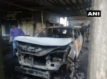 Odisha BJD MLA's house set ablaze by miscreants