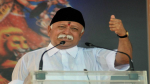 RSS slams critics for 'politicising' Bhagwat's remark clarifies outfit's stand