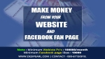 Desipearl, an easy way to earn money from a website and Facebook fan page