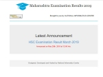 Maharashtra HSC supplementary result 2019 declared, SSC result next week