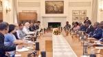 PM Modi, Zambian President hold delegation talks, sign 6 MoUs
