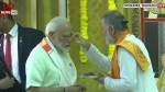 Modi launches USD 4.2 mn redevelopment project of iconic Hindu temple in Bahrain
