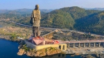 National Unity Day: PM Modi pays tribute to Sardar Vallabhbhai Patel at the Statue of Unity