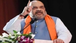 Inclement weather forces Amit Shah's chopper to emergency land