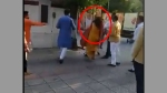 Watch: Delhi BJP Leader slaps wife at party HQ, video goes viral