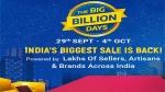 Flipkart Big Billion Days 2019: Sale to begin from September 29 to October 4