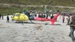 Kedarnath: Six passengers injured after UTair India helicopter crash-lands during take-off