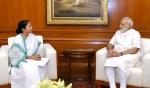 WB CM Mamata Banerjee to meet PM Modi today