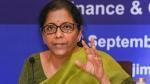 Trade wars generating uncertainity: Sitharaman