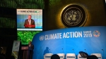 Modi at UN Climate Summit: