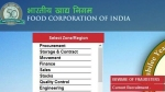 FCI Manager recruitment: Apply online link for 330 FCI Manager jobs here; Download FCI notification