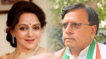 Will make roads in MP like 'Hema Malini's cheeks': Minister P C Sharma