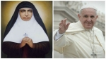 Kerala nun Mariam Thresia to be canonised by Pope Francis today