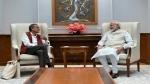 Abhijit Banerjee calls on Modi, PM says