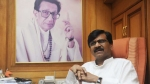 Uddhav, BJP leaders visit ailing Sena MP Raut