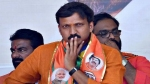 Sena MP injured in attack at poll rally in Maharashtra