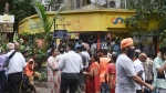 PMC Bank protest: Two people faint during strike outside RBI headquarter in Mumbai