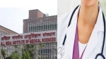Ex-AIIMS doctor commits suicide, husband and in-laws booked for dowry demand