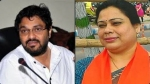 WB: After Babul Supriyo, Debashree Chowdhuri faces protest by TMC in cyclone-hit dist