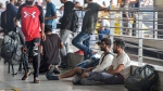 150 Indians deported from US at Delhi airport for VISA norms violation