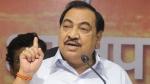 Ajit Pawar welcomes ex-BJP leader Khadse's entry in NCP