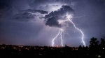 43 killed in lightning strikes at Bihar, UP