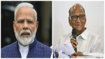 Amid Maharashtra turmoil, PM Modi's praise for Sharad Pawar's NCP raises eyebrows