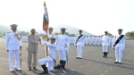 Indian Naval Academy awarded President's colours