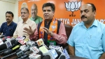 Pakistan will get befitting response for any misadventure: BJP on Hizbul Mujahideen video