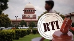 SC hold CJI's office comes under RTI Act