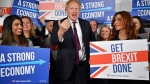 UK Election result: Johnson says 'powerful new mandate' for Brexit as he heads for big majority