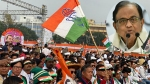 Bharat Bachao rally: P Chidambaram slams FM, Modi govt over economy slowdown