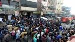 Delhi fire incident: FIR registered, Factory owner absconding