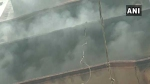 Fire erupts again in Delhi's Anaj Mandi where 43 people were killed on Sunday