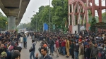 'Used minimum force': Delhi police amid anger over crackdown on Jamia students
