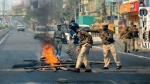 Delhi turns into battlegroubd over citizenship law protest, 4 buses torched, 6 cops injured