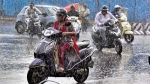 Delhi witnesses sudden change in weather