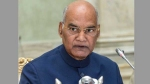 Prez Kovind flagged the recent atrocities on women, pointing at equal rights