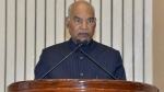 India set to become middle income economy: President Kovind