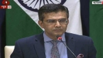 India-USA 2+2 ministerial dialogue to be held on Dec 18: MEA
